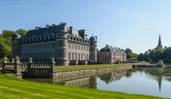 """Résultat de recherche d'images pour """"le château de Beloeil"""""""